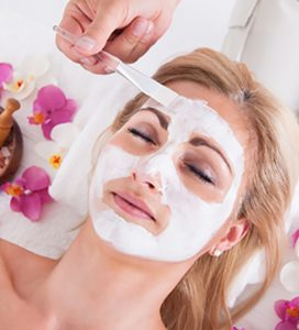 Facial skincare beauty training edinburgh