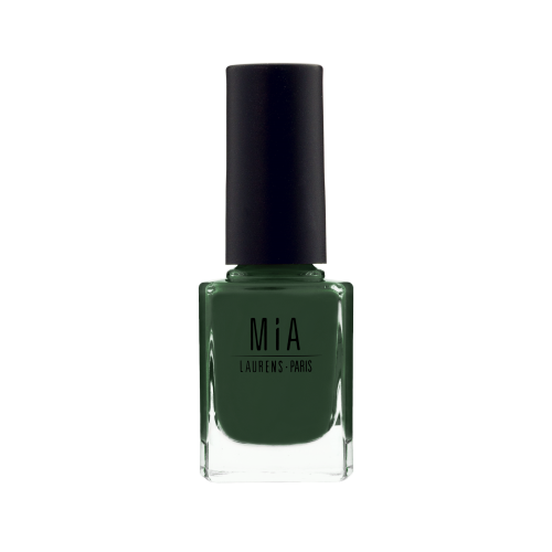 Cruelty free nail polish pine forest