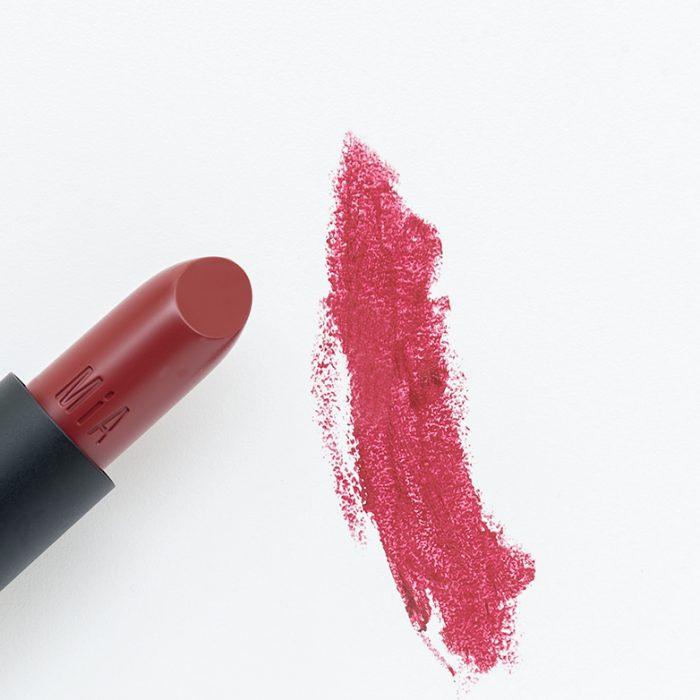 Crimson Carnation lipstick MIA
