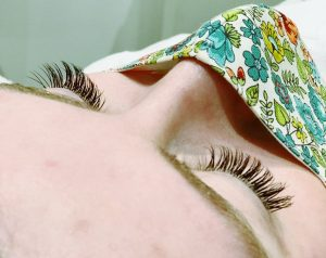 Full Set Single Eyelash Extensions